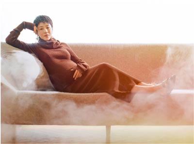 马丽母亲节发文庆祝,怀孕中的你去香港抽血检测性别了吗?