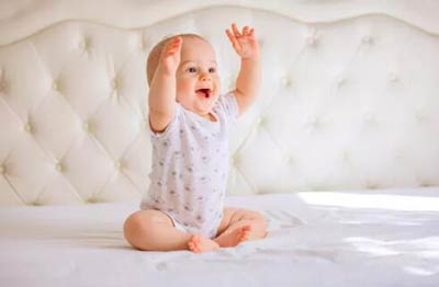 婴言婴语,宝妈学会如何跟宝宝沟通了吗?